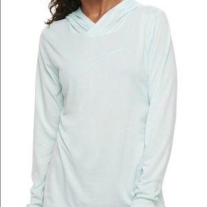 Nikedry Hooded Long Sleeve Shirt